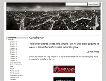 Tablet Preview of gunnfrench.org